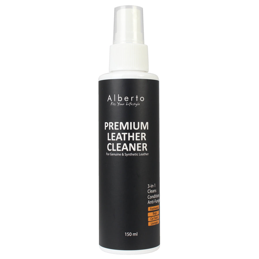 Alberto 3-1 Premium Leather Cleaner