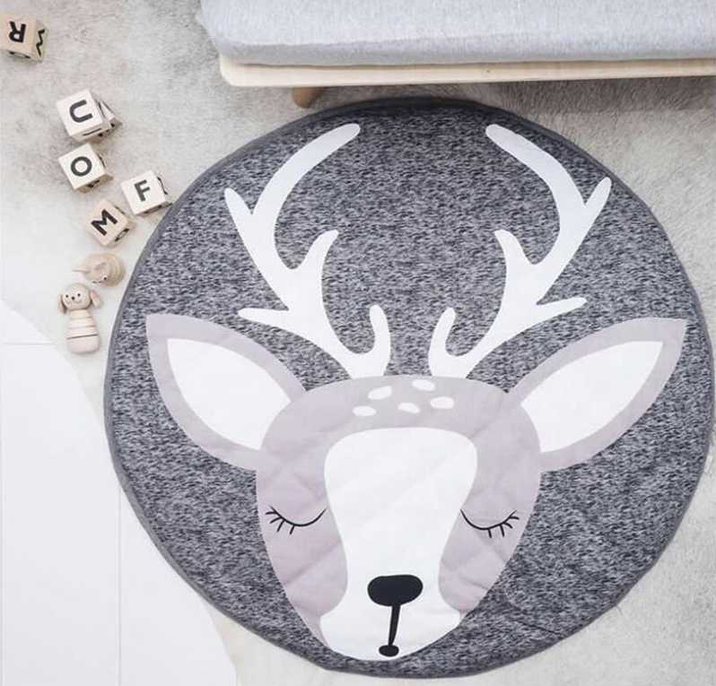 Deer Baby Play mat