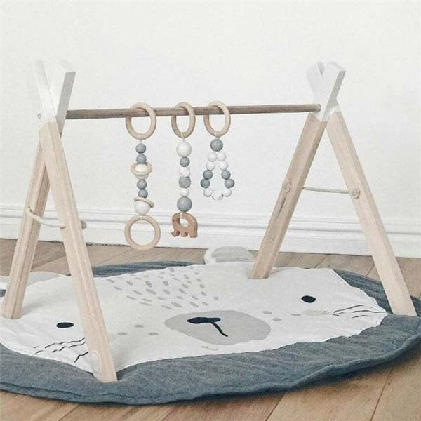 kitten  baby play mat