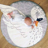 Cute Animals Baby Play Mats-Blanket & Swaddling-Cool Home Styling