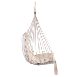 Deluxe Nordic Style Indoor Swing Hammock hanging Chair-Hammocks-Cool Home Styling