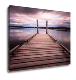 Gallery Wrapped Canvas, Comox Lake Vancouver Island