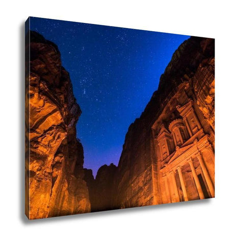 Gallery Wrapped Canvas, Petra