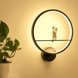 Modern Wall Lamps For Living Room Bedroom Bedside lighting-LED Indoor Wall Lamps-Cool Home Styling