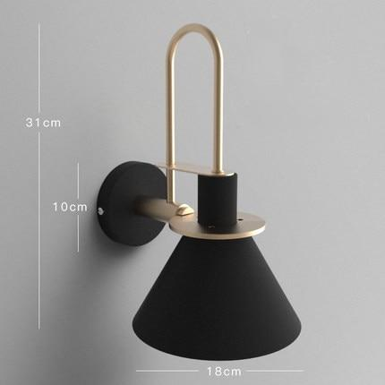 Nordic wall Sconce LED Lamp-LED Indoor Wall Lamps-Cool Home Styling