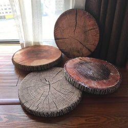 Wood Like Cushions-Cushion-Cool Home Styling