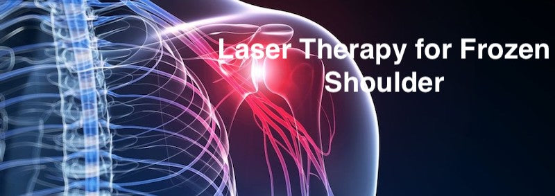 The Best Way to Treat Frozen Shoulder - Low Level Laser Therapy (LLLT)