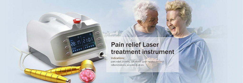 Cold Laser Therapy For Pain Relief