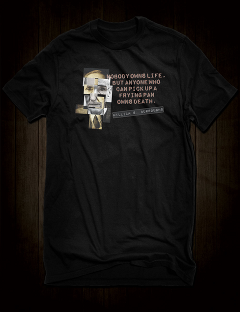 William S. Burroughs T-Shirt