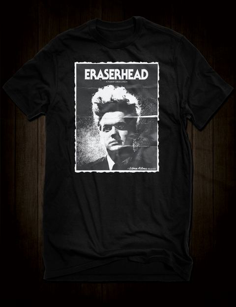 Eraserhead Movie Poster T-Shirt