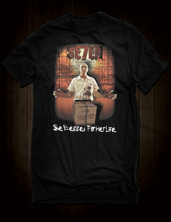 Se7en T-Shirt Cult Movie