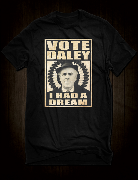Vote Arthur Daley T-Shirt