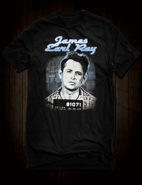 James Earl Ray T-Shirt
