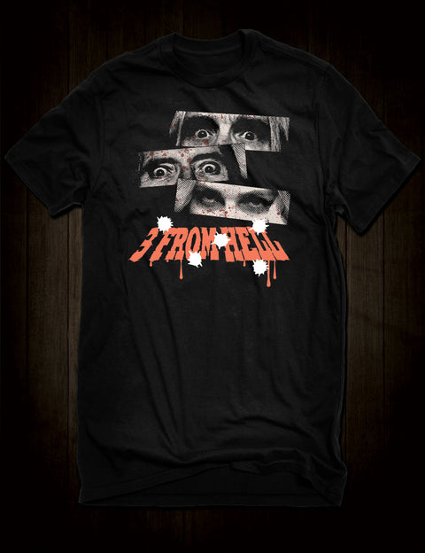 Rob Zombie 3 From Hell T-Shirt