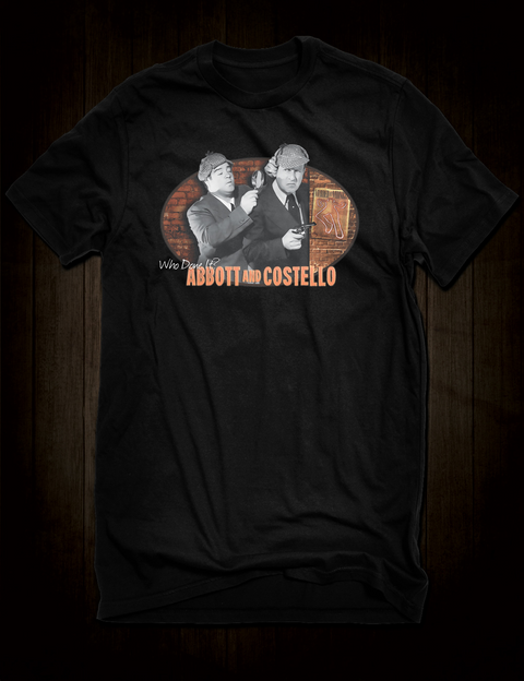 Abbott and Costello T-Shirt