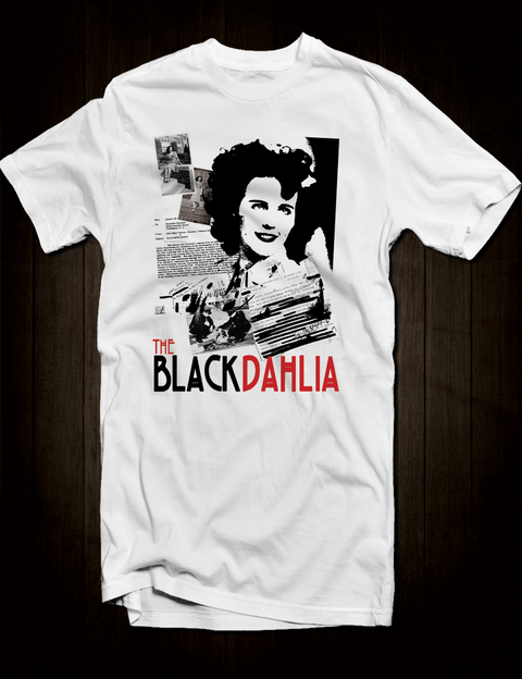 The Black Dahlia T-Shirt