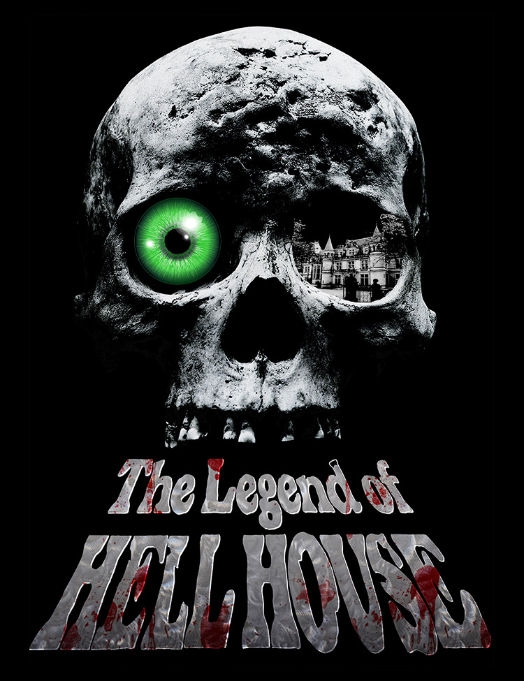 All Over Print T-Shirt Dress Roddy McDowall Legend of Hell House Profiles