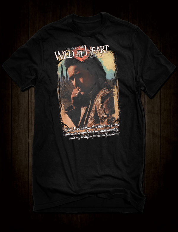 debd92b1756c8 Wild At Heart - Sailor Ripley T-Shirt from Hellwood Outfitters