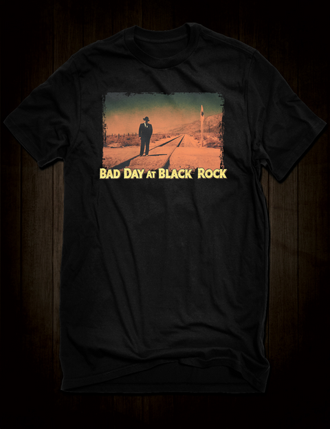 Bad Day At Black Rock T-Shirt