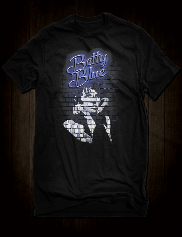 Betty Blue T-Shirt
