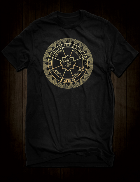 Knights Of The Golden Circle T-Shirt