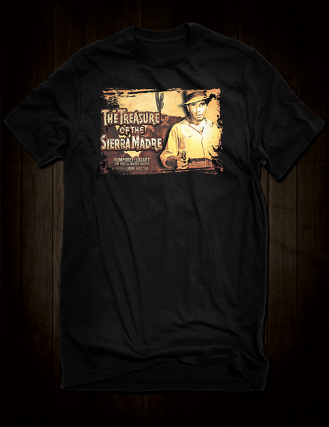 The Treasure of the Sierra Madre T-Shirt