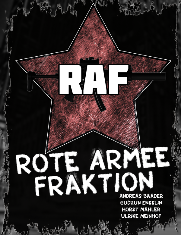 Red Army Faction T Shirt Design