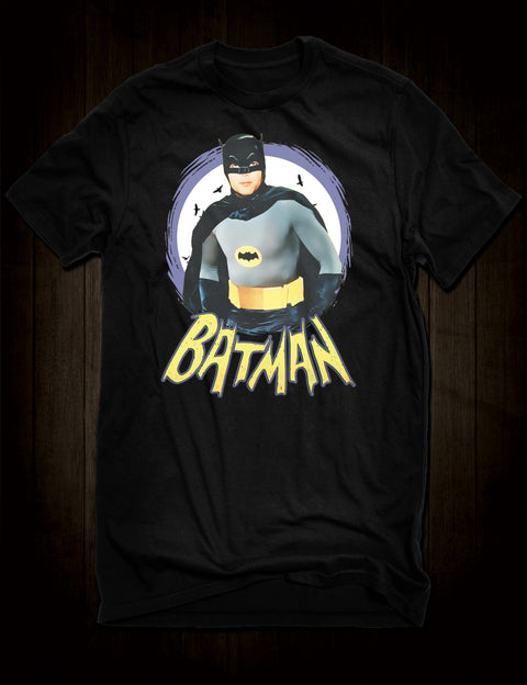 Adam West Batman T-Shirt