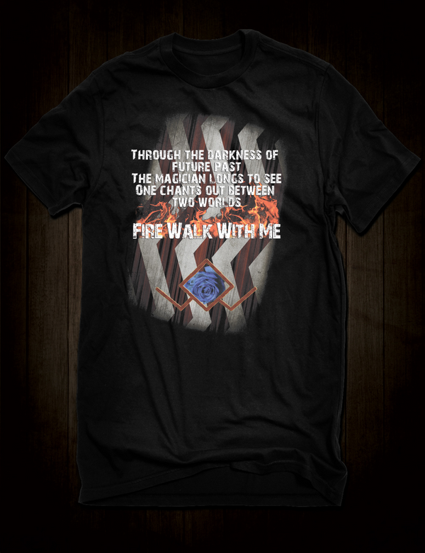 Twin Peaks: Fire Walk With Me T-Shirt
