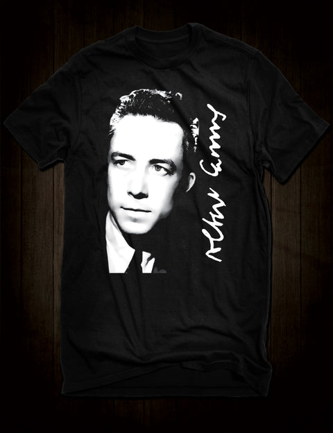 Albert Camus Signature T Shirt
