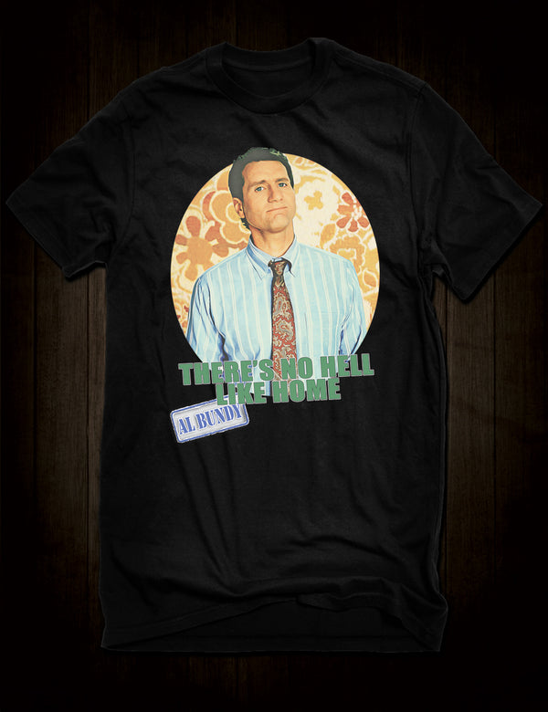 Al Bundy Married With Children T-Shirt