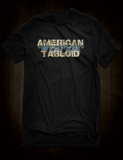James Ellroy American Tabloid T-Shirt