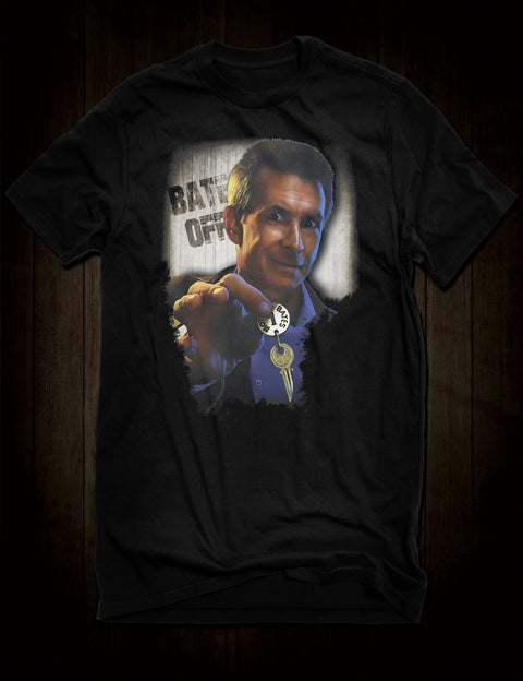 Anthony Perkins Norman Bates T-Shirt