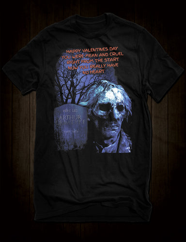 Cult Horror Movie Tales From The Crypt T-Shirt