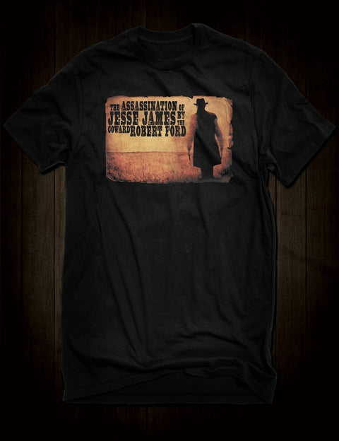 The Assassination Of Jesse James T-Shirt