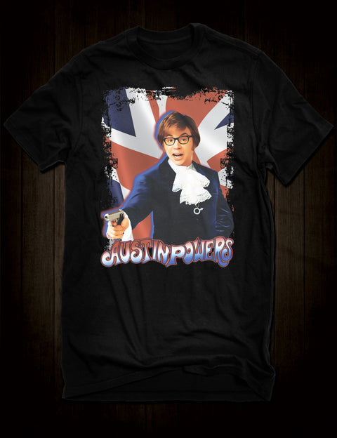 Austin Powers Movie T-Shirt