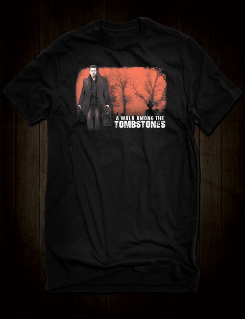 A Walk Among The Tombstones T-Shirt