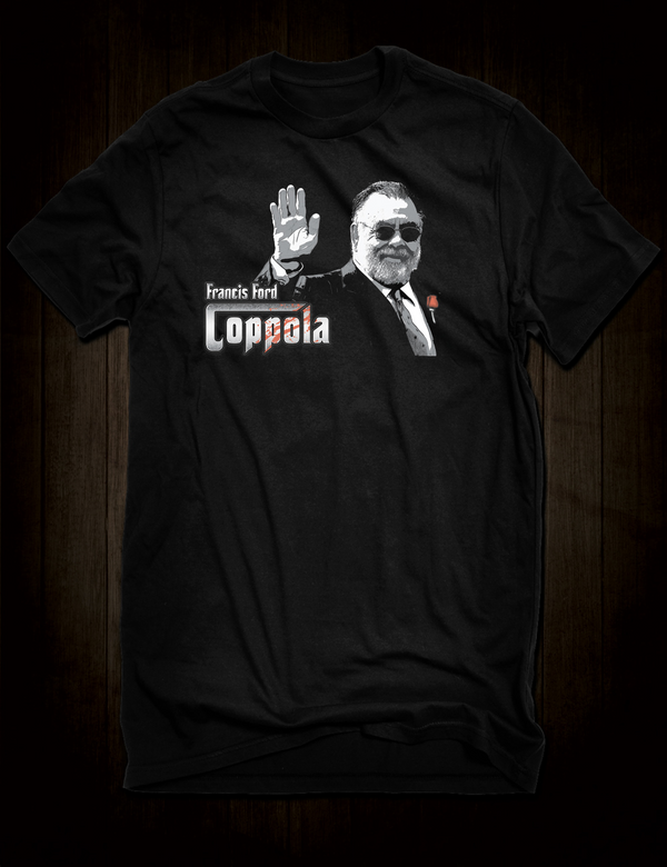 Francis Ford Coppola T-Shirt
