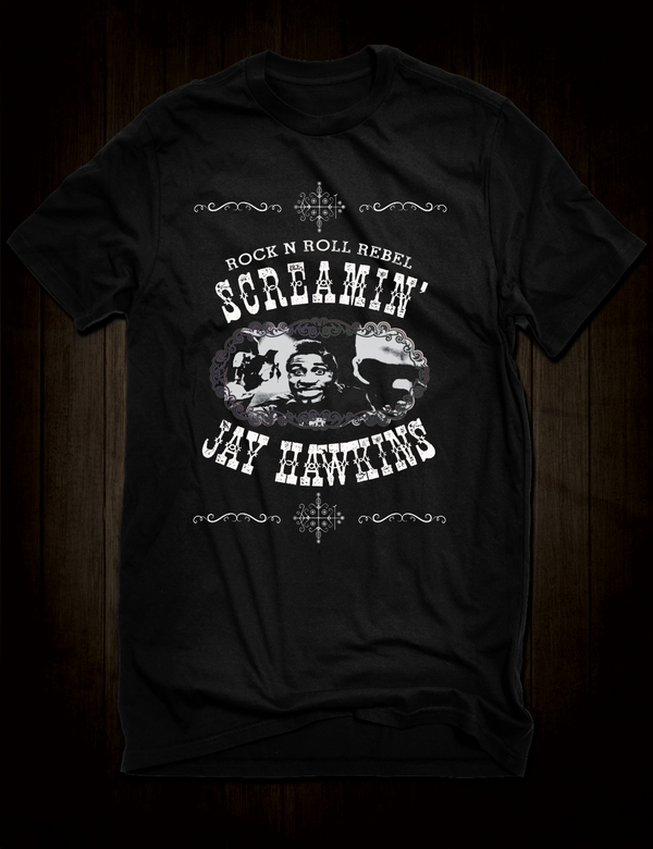 Screamin' Jay Hawkins T-Shirt