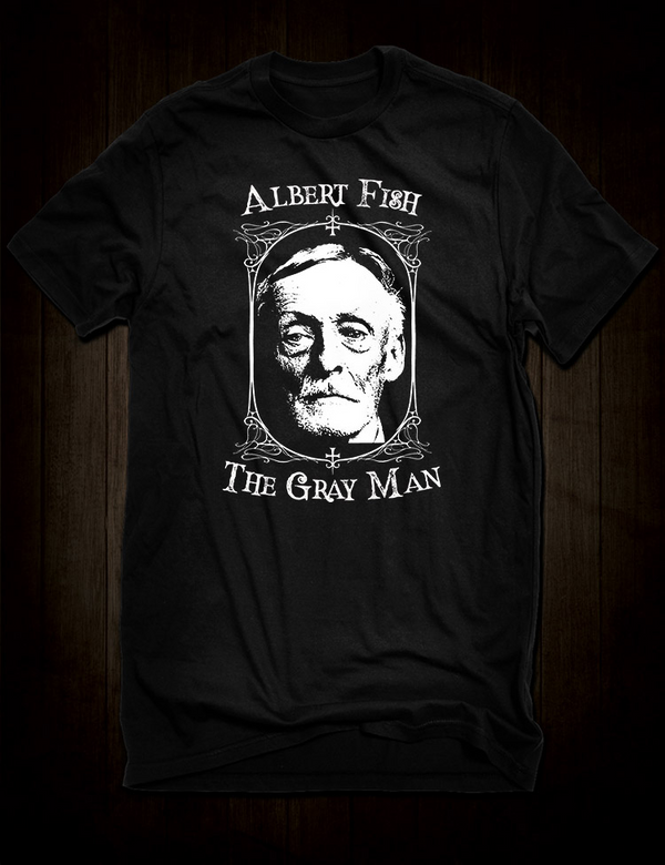 Albert Fish The Gray Man T-Shirt
