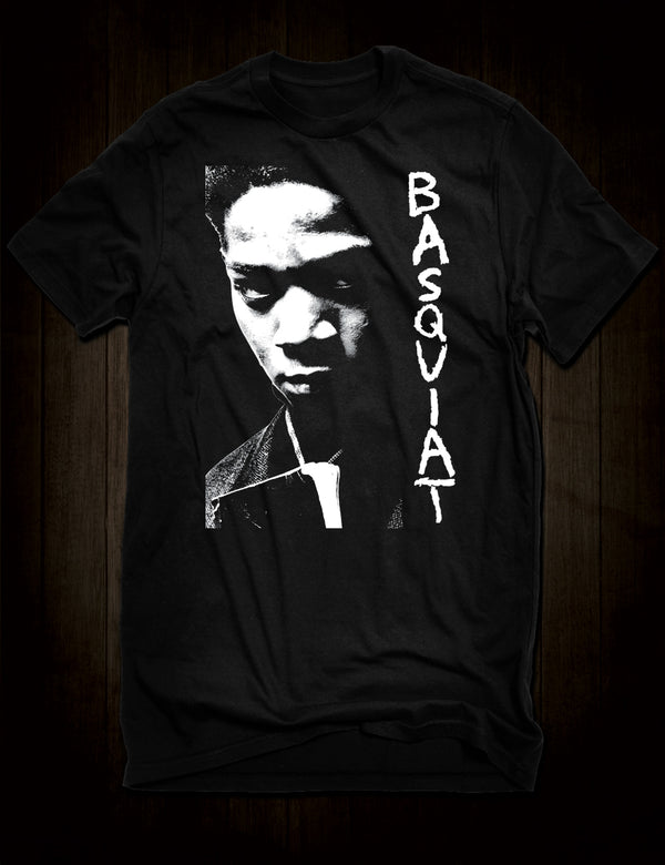 Jean-Michel Basquiat T-Shirt