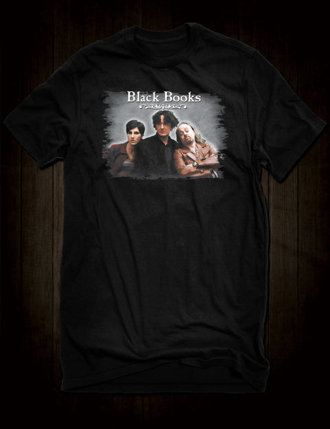 Black Books T-Shirt