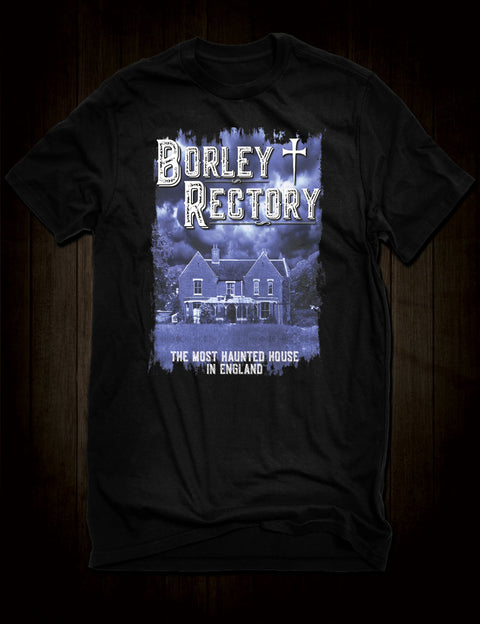 Borley Rectory Haunted House T-Shirt