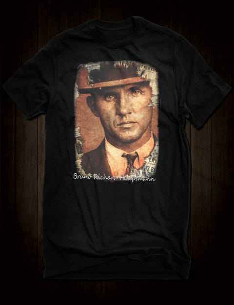 Bruno Richard Hauptmann T-Shirt