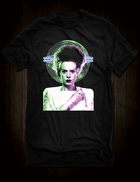 Bride Of Frankenstein T-Shirt
