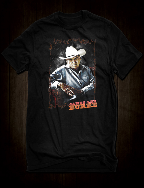 James Lee Burke T-Shirt