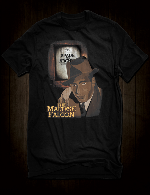 The Maltese Falcon T-Shirt
