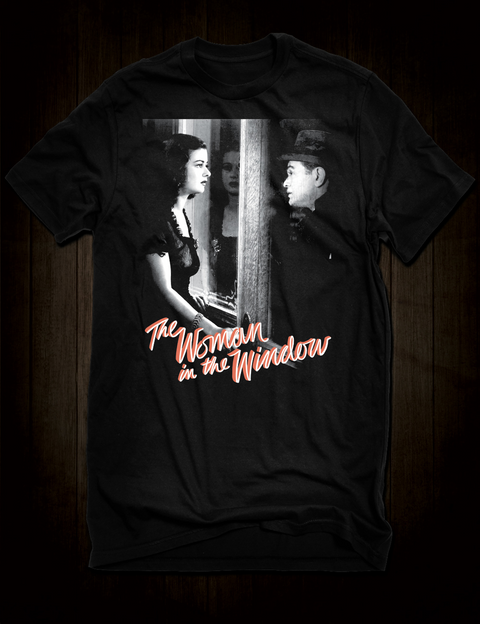 The Woman In The Window T-Shirt