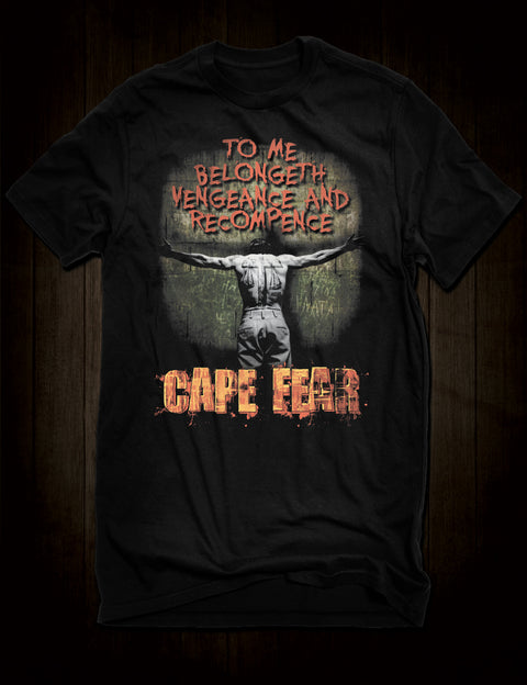 Classic Noir Cape Fear T-Shirt