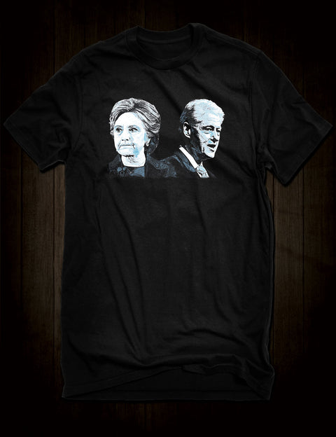 Clinton Body Count T-Shirt